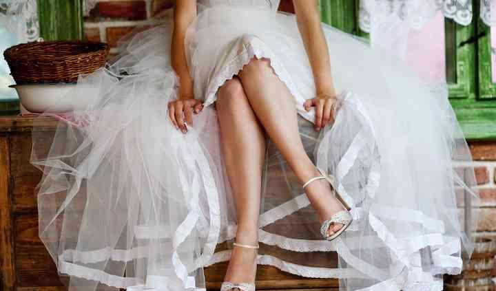Tus zapatos de novia magrit