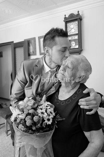 Con las abuelas