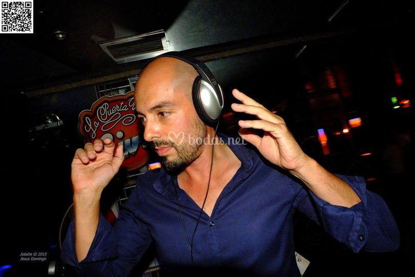 DJ set bodas