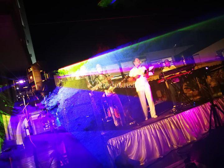 Concierto Joes Band