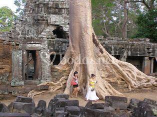 Viajes de novios a Camboya