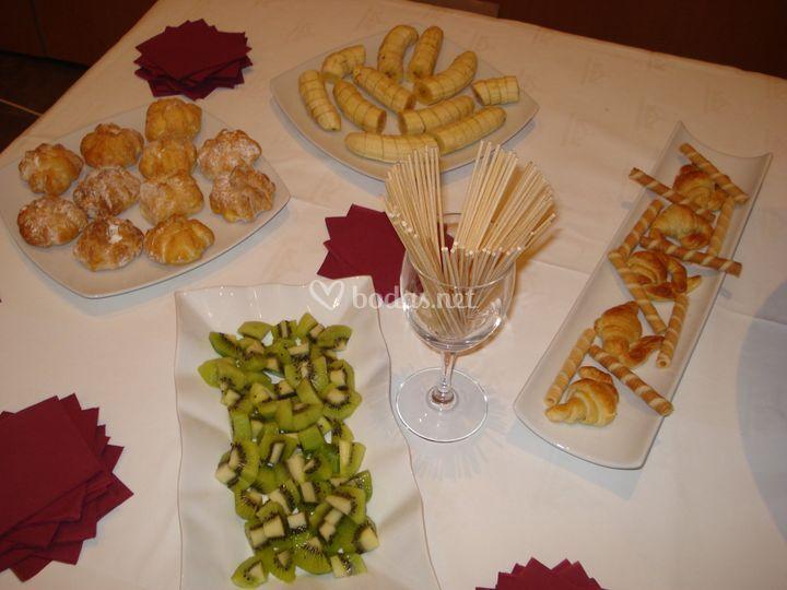 Algunos platos varios