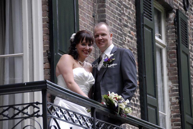 Michael y Andrea