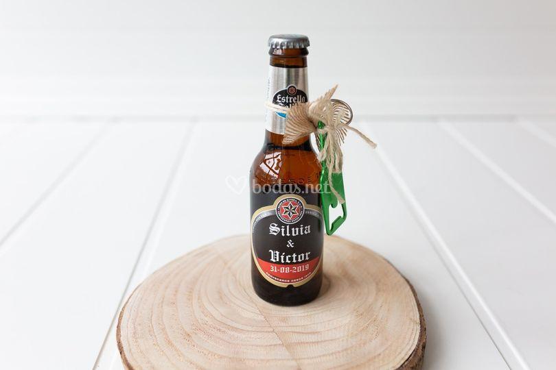Cerveza + vinilo