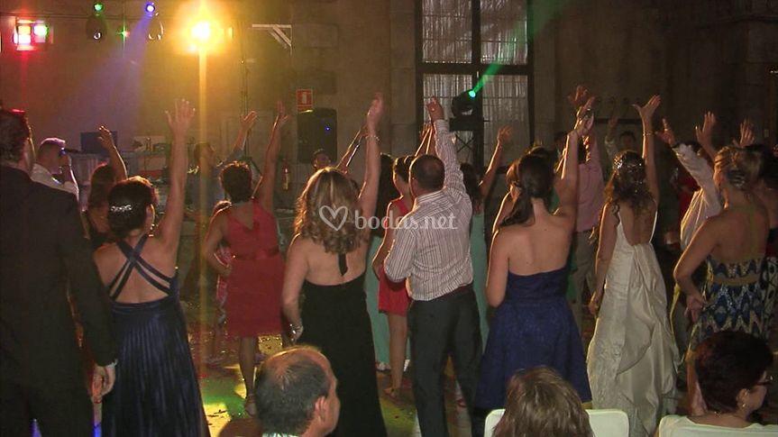 Bailes para todos