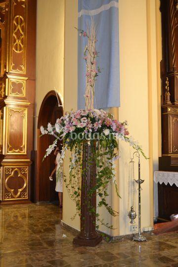 Centro iglesia  del Pino