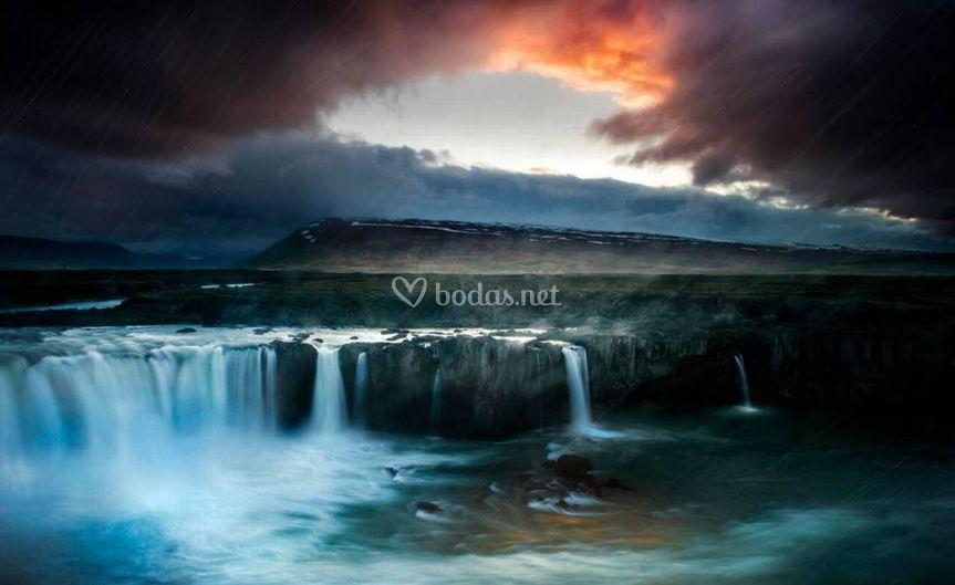 Fiordos Islandia