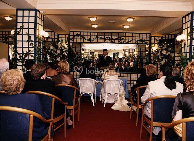 Salón París - ceremonia civil