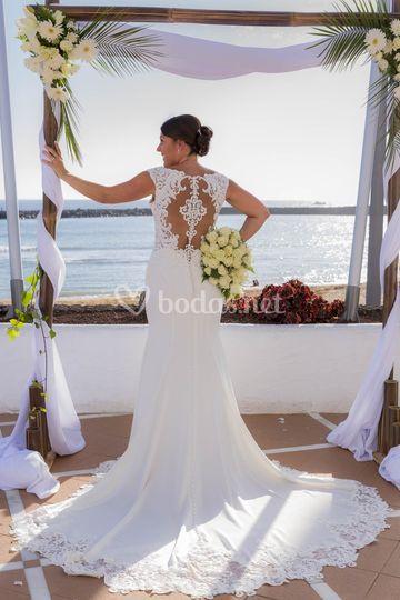 Un vestido espléndido
