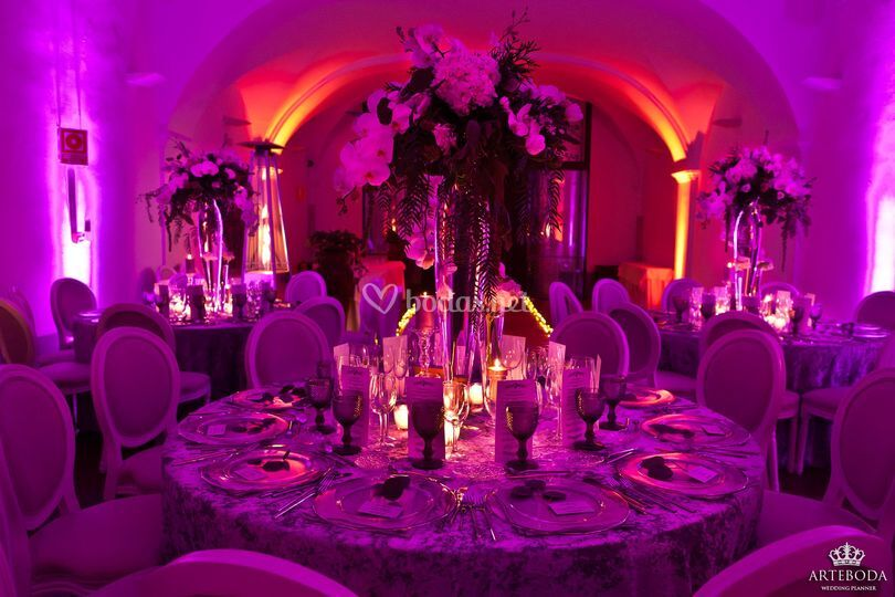 Centros de mesa espectaculares