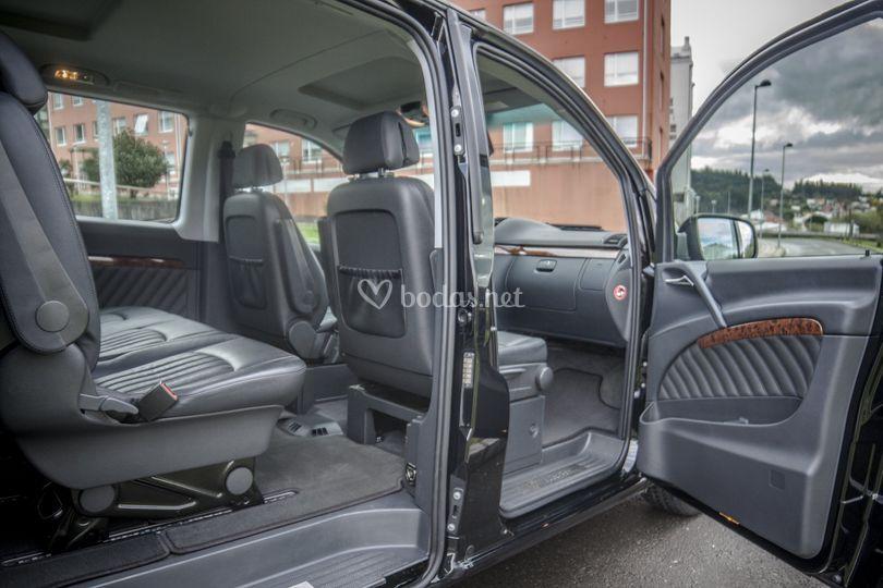 Mercedes Viano 3.0