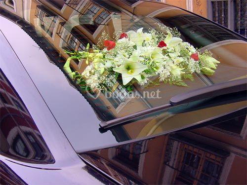 Girasol floristeria - Decoracion interior coche ...