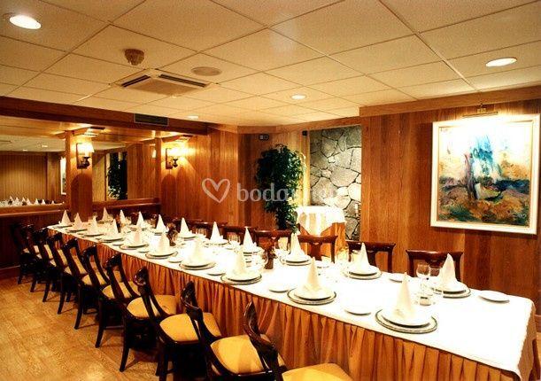 Salón Carlota desde 15 a 35 personas