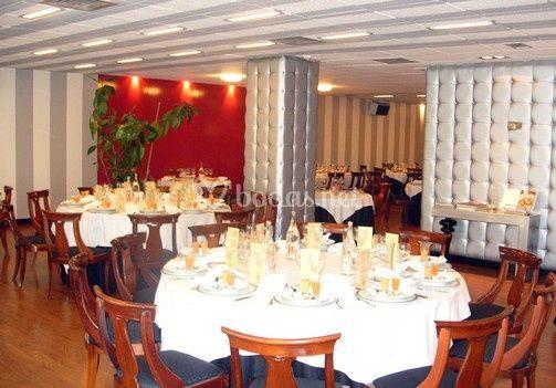 Salón Don Carlos hasta 200 personas