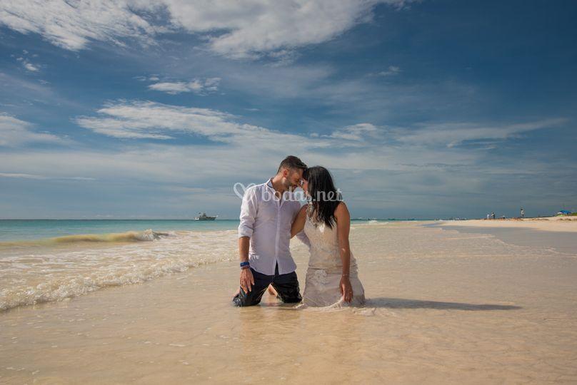 Playa del Principe, Riviera Ma