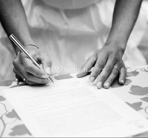 Oficialmente casados