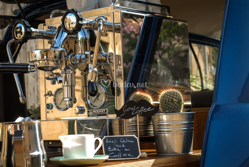 Rocket Milano Coffee Machine