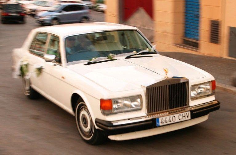 Rolls Royce Silver Spur (aire acondicionado)
