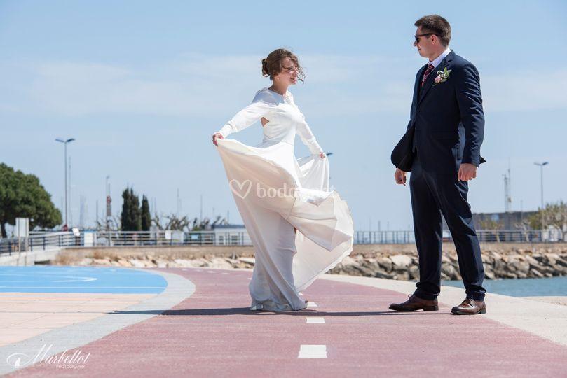 Fotos de boda en Cambrils