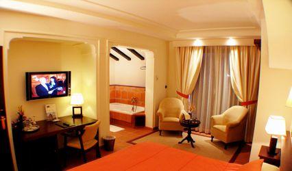 Hotel Los Cerezos 1