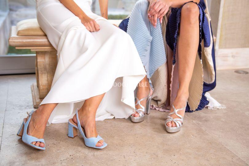Calzado para novias e invitada