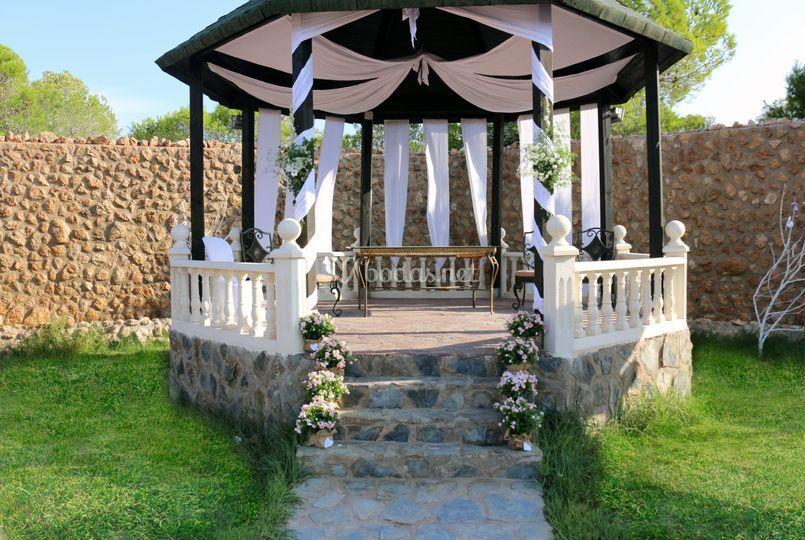 Temple para ceremonias civiles