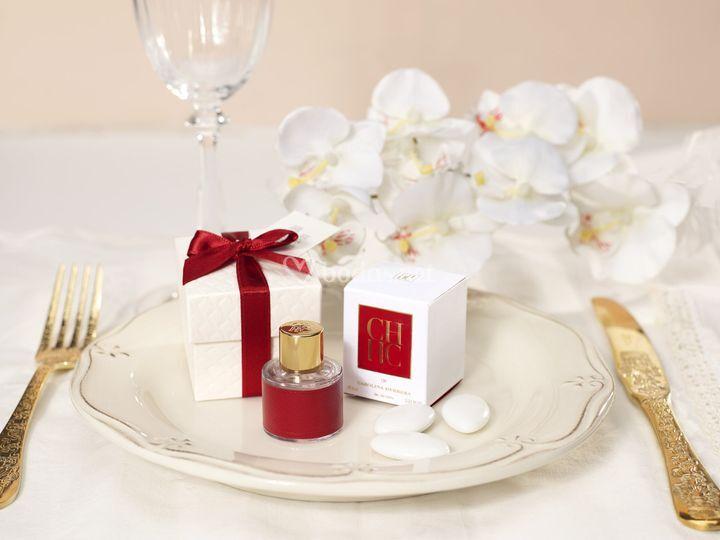Mini perfume CH