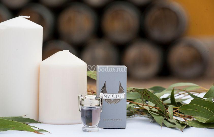 Perfumes mini para hombres