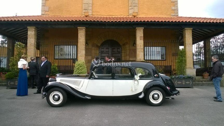 Citroën 11  (Año 1955)