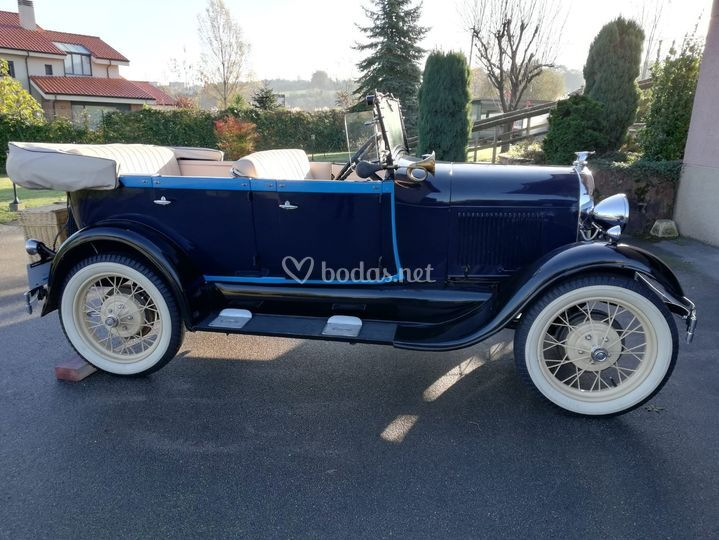Ford A (año 1929)