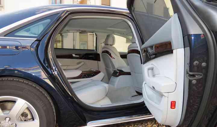 Interior Audi A8 L