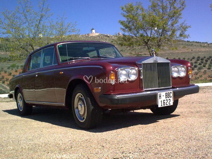 Tu Rolls Royce