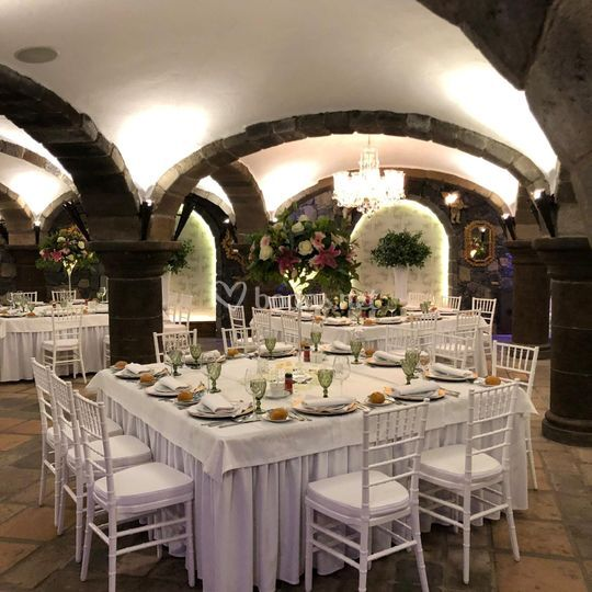Monasterio & San Sebastián Eventos