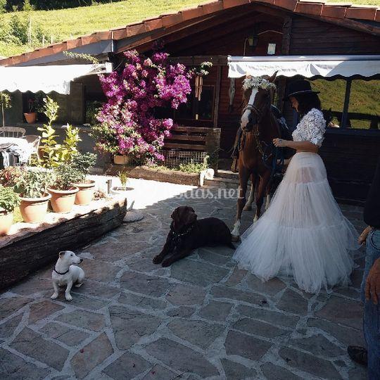 Estilismo de novia