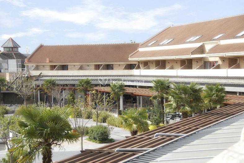 Fachada hotel parquesur 4*