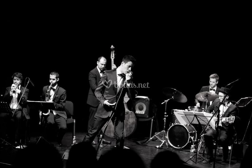 Babalu Swing Band Sexteto