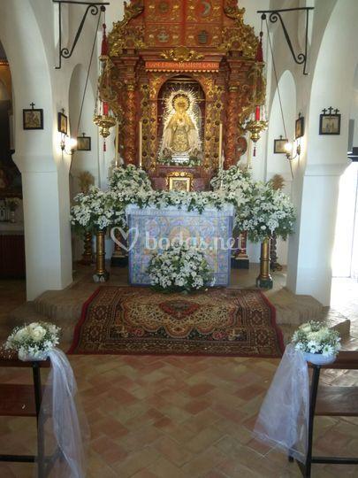 Decoracion Ermita