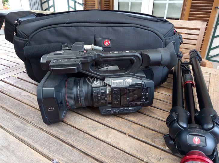 Equipo cámara