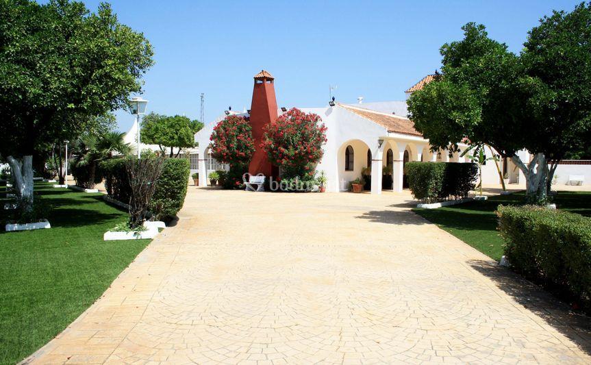 Hacienda Alboreá