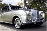 Rolls Royce - Bentley S 2 año 1952