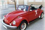 VW Escarabajo año 1972