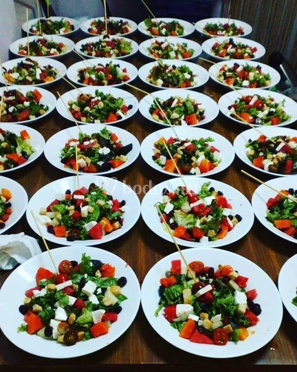 Catering para celebraciones