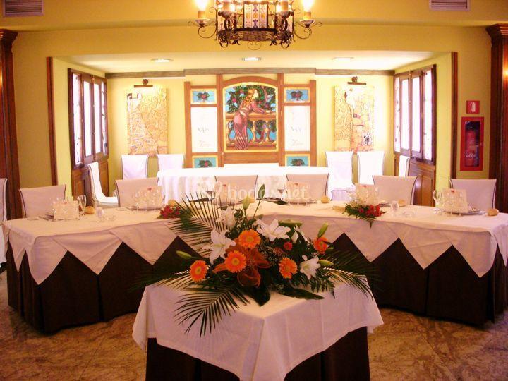 Salón Castellano