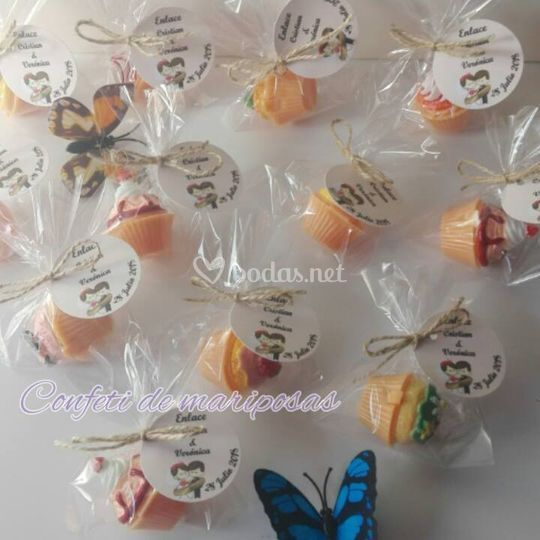 Balsamos cupcake