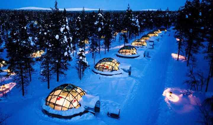 Laponia, Finlandia