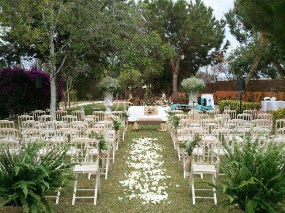 Sonorización de bodas