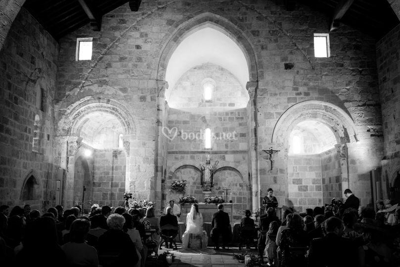 La iglesia BYN