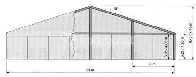 Tecnocarpas fabrica venta distribuidor de carpas y proyecto ingenieria total