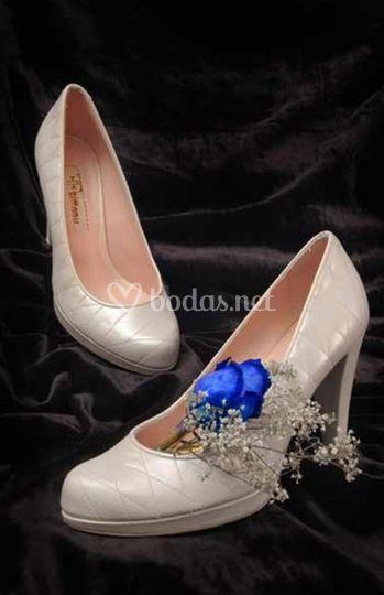 Zapatos de Novia a la carta
