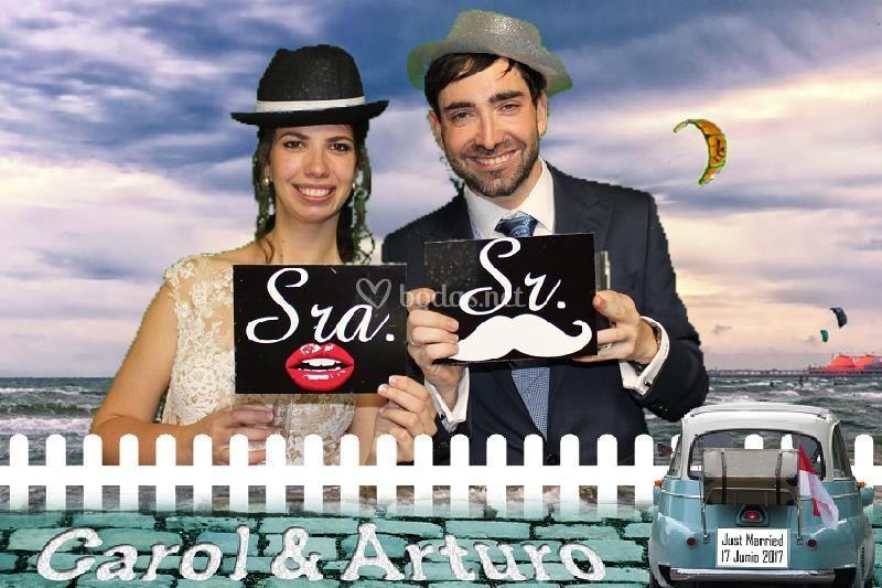Enlace Carol & Arturo